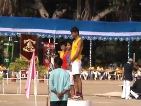 The Bishop's School, Camp, Pune 143rd Inter House Athletic Meet Final 2006-2007