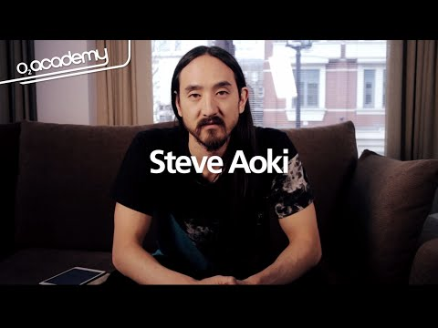 Steve Aoki tackles his fans' questions