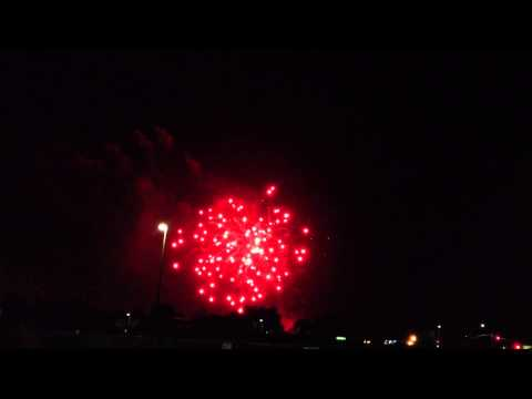 Cupertino July 4 Fireworks 2014