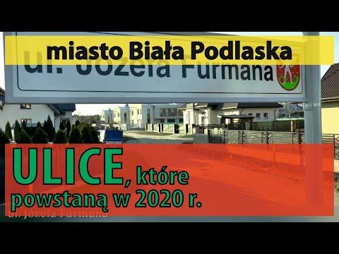 Biała Podlaska: Te ulice powstaną w 2020 roku!