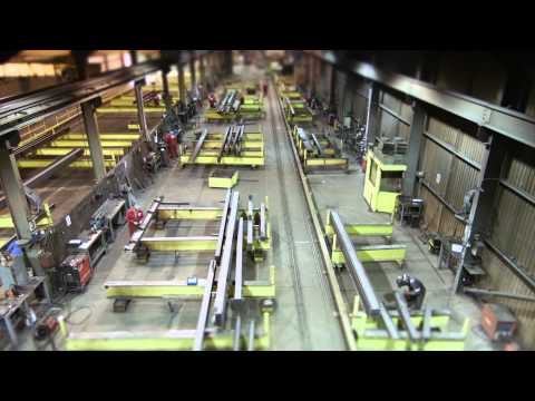 J&D Pierce Structural Steelwork (Company Overview)
