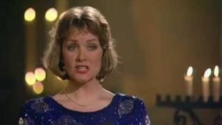 """Lynne Dawson sings """"I know that my redeemer liveth"""""""