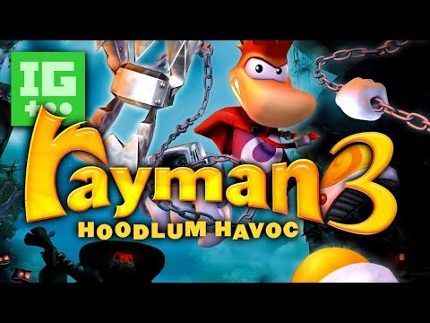 Rayman 3: Hoodlum Havoc (Xbox/GCN/PS2) - Still Good? - IMPLANTgames