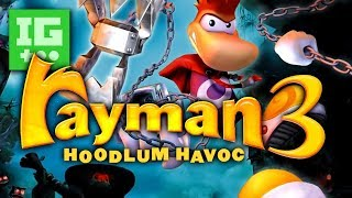 Rayman 3: Hoodlum Havoc (Xbox/GCN/PS2) - Still Good? - IMPLANTgames
