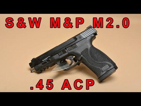 S&W M&P M2.0 .45acp
