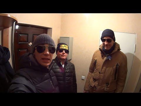 Дорога в Санкт - Петербург (часть 1)