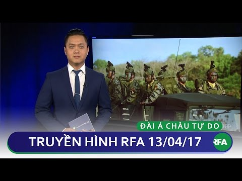 Tin tức thời sự sáng 13/04/2017 | RFA Vietnamese News