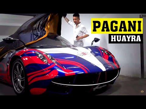 Pagani Huayra Và Minh Nhựa