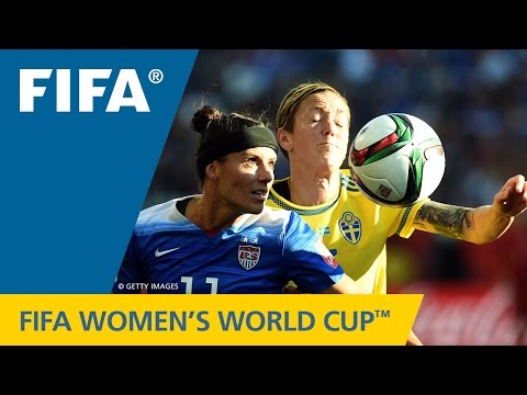 HIGHLIGHTS: USA V. Sweden - FIFA Women's World Cup 2015