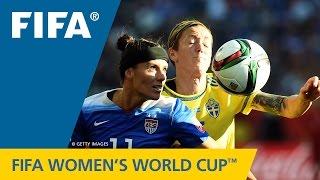HIGHLIGHTS: USA v. Sweden - FIFA Women