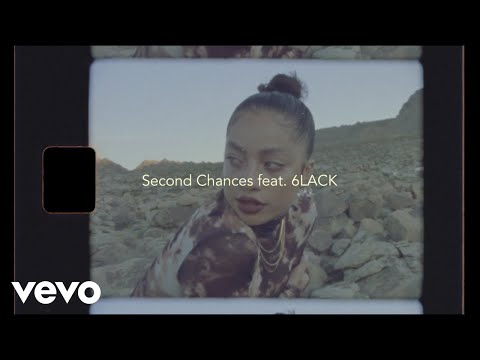 Kiana Ledé – Second Chances. ft. 6LACK
