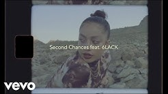 Kiana Ledé - Second Chances. (Lyric Video) ft. 6LACK