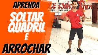 Aprenda Soltar o Quadril, Arrochar, Rebolar. Para Dançar Forró, Salsa, Pisadinha,  Vídeo #1