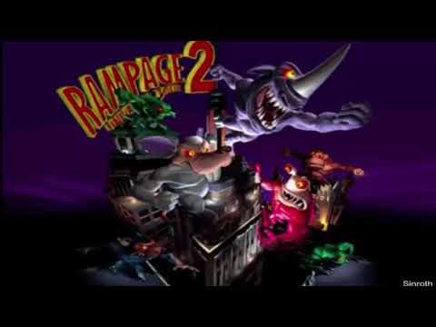 Rampage Game series Review