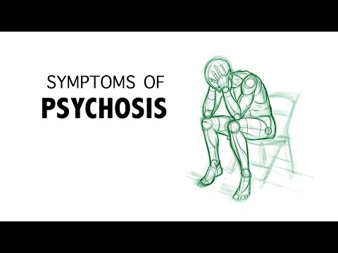 Symptoms of Psychosis