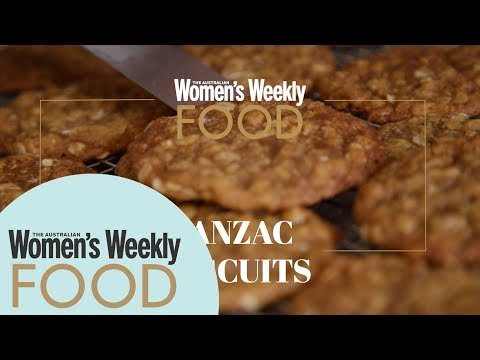 The best Anzac biscuit recipe of all time | RECIPES