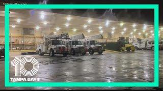 Duke Energy Florida Talks Power Restoration Following Tropical Storm Eta