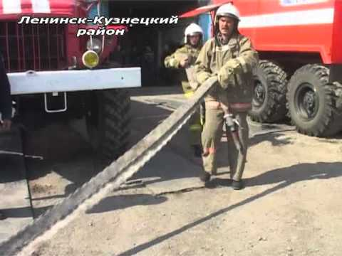 75 лет пожарной части села Красное