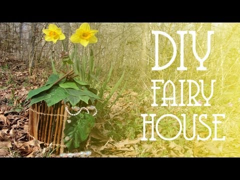 ✿❀DIY Fairy House❀✿