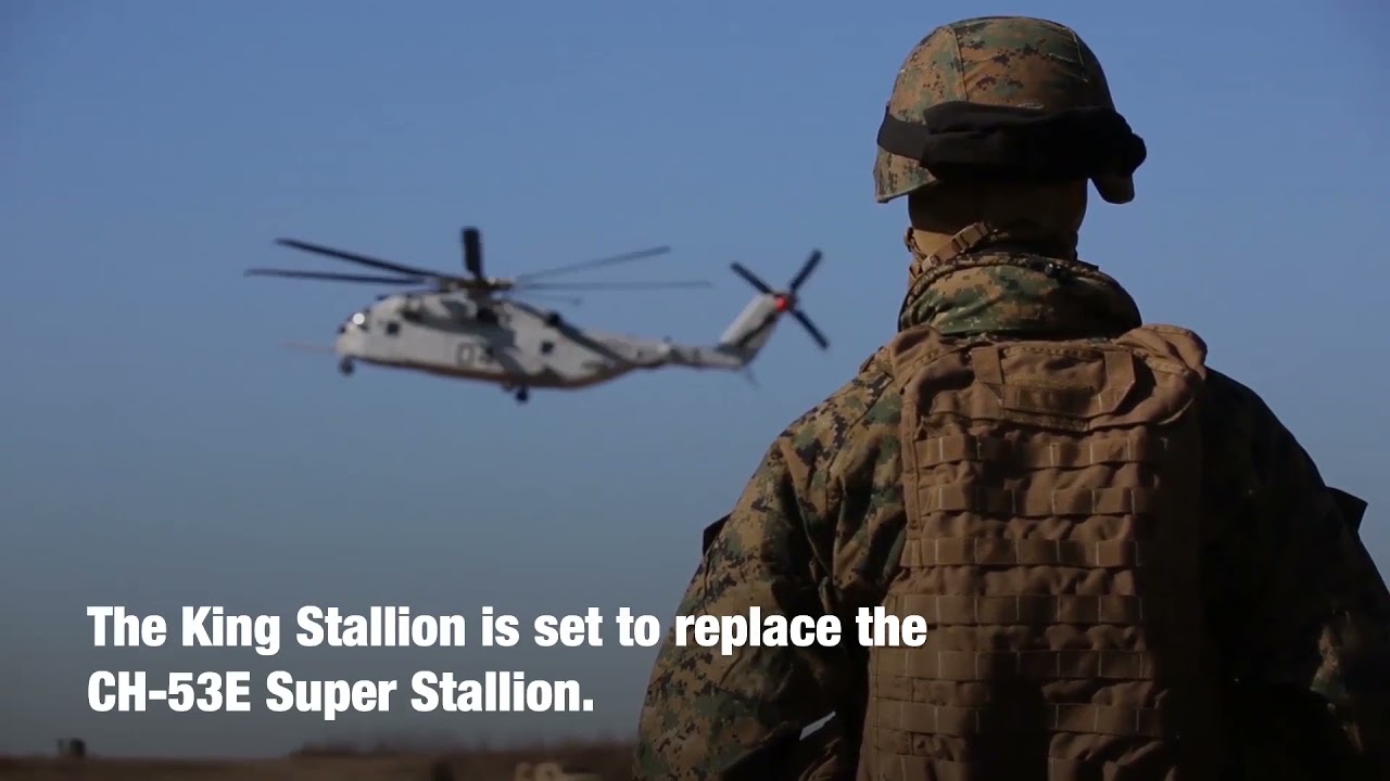 King Stallion Heavy-Lift Capability, Lifting a Joint Light Tactical Vehicle for the First Time