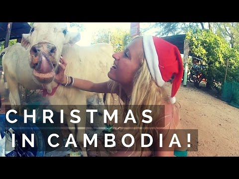 CHRISTMAS IN CAMBODIA | What Happens When You Quit Your Job To Travel The World? | Ep 33