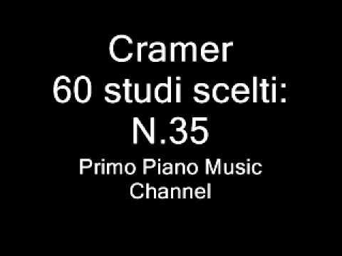 Cramer - dai 60 studi scelti, n.35