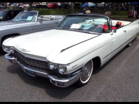 Long White Cadillac - YouTube