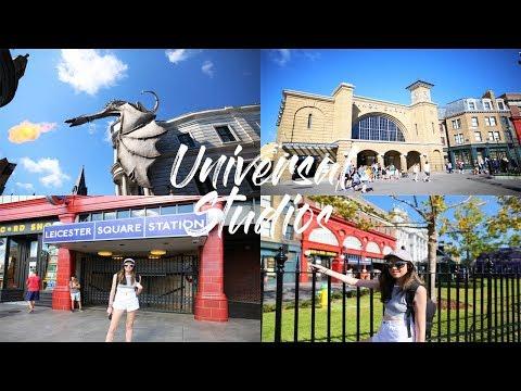 Orlando Florida Vlog day 14: Universal Studios PART 1