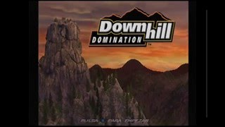 Downhill Domination PS2 Supercarrera- Hardcore  (T-Bag)