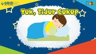 Yuk, Tidur Cukup