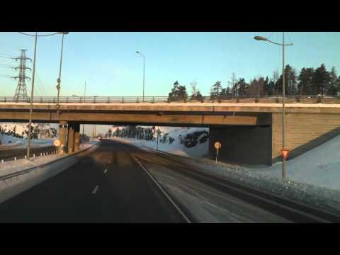 Тоннель , Хельсинки .