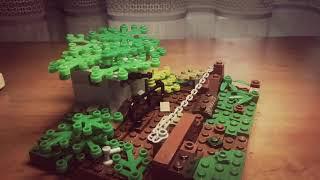 Лего Великая Отечественная Война|| Лего Самоделка #77 Укрепление