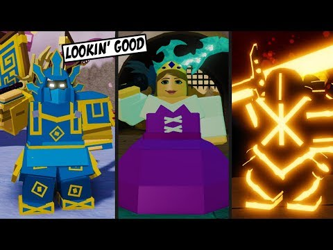 Update Roblox Dungeon Quest Level 140 Collecting All