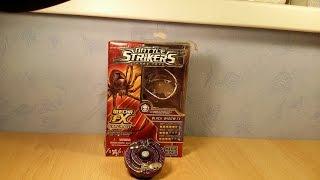 видео Волчки Battle Strikers