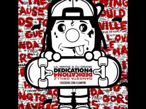 Lil Wayne  Mercy Feat Nicki Minaj Dedication 4 Mixtape