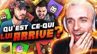 QU'EST-CE QUI LUI ARRIVE ?! 😲 (Minecraft Loup-Garou)