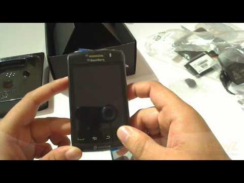 (HD) Review / Vorstellung: BlackBerry Storm2 9520 1/3 | BestBoyZ