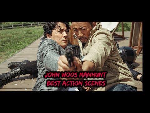 John Woo's Manhunt Best Action Scenes