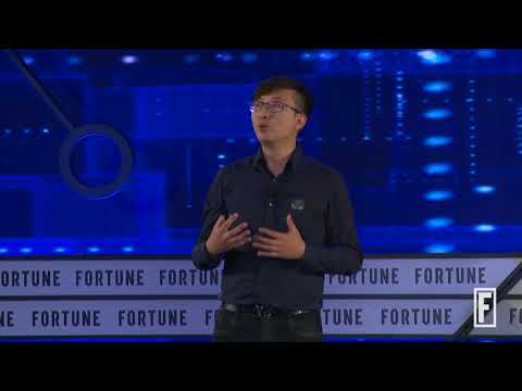 Fortune China Innovation Award Competition: Ai And Robotics I Fortune