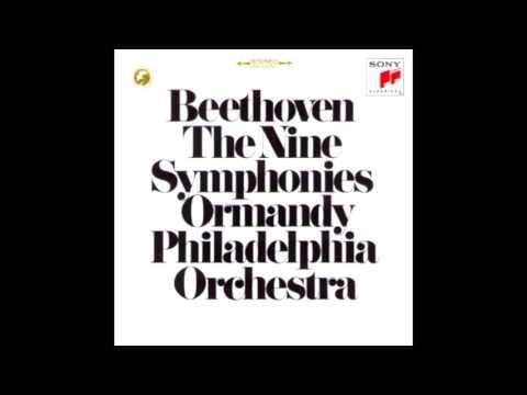 BEETHOVEN: Symphony No. 8 in F major op. 93 / Ormandy · Philadelphia Orchestra