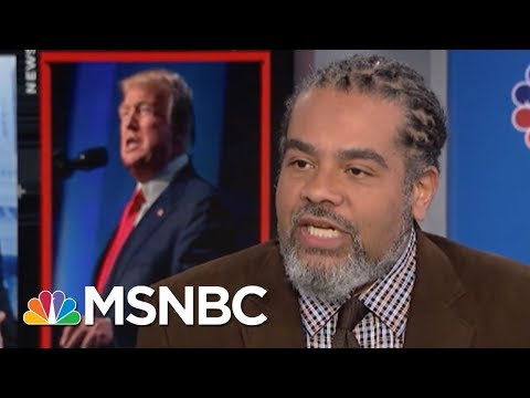Thompson: It Takes An A-Hole To Know What An S-Hole Is | Velshi & Ruhle | MSNBC