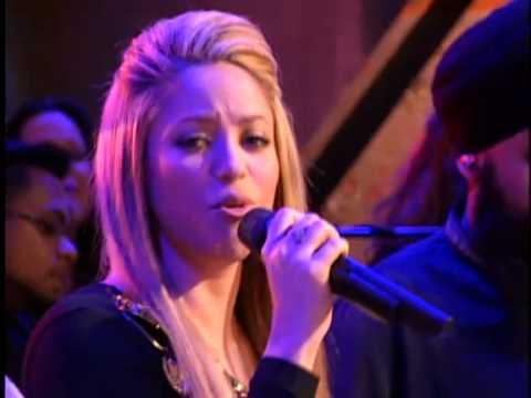 Shakira - Gypsy (Live on