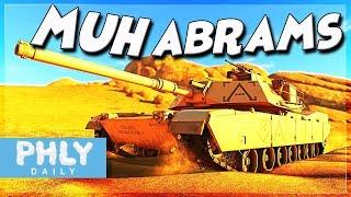 BeSt TaNk In ThE gAmE | MUHH ABRAMS (War Thunder M1 Abrams Gameplay)