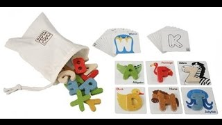 Plan Toys Hand Sign Alphabet 2014 Hot Kids Toys Review