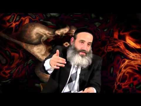 הרב יצחק פנגר נסיונות החיים
