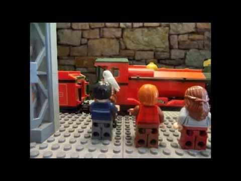 Смотреть онлайн мультфильм лего гарри поттер