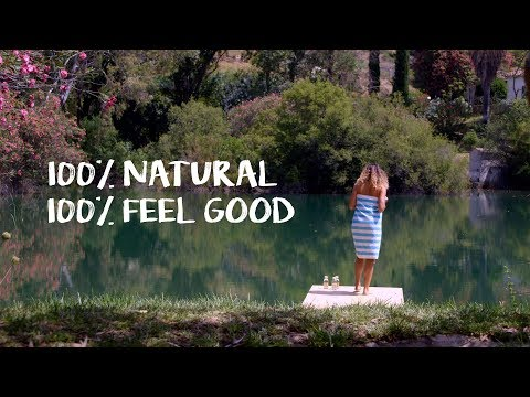 Feel Good Drinks Skinny Dip Advert 2017