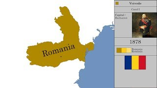 The History of Romania Every Year