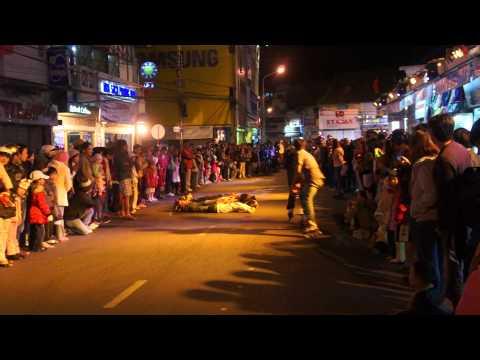 Patin đường phố Festival Dalat 2012