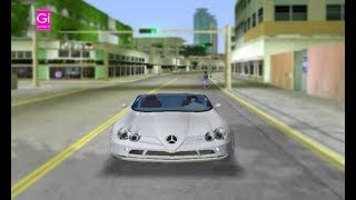 Mercedes Benz Grand Theft Auto Vice City Games in